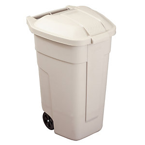 Beige binnencontainer 100L Rubbermaid