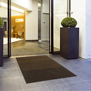 Beige tapijt 3 in 1 TRINITY 0,90 m x 1,50 m