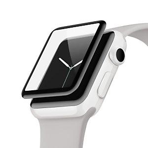Belkin SCREENFORCETM, Protector de pantalla, Transparente, Apple, Apple Watch Series 3/2, 42mm, Vidrio, Protector de pantalla F8W918VF