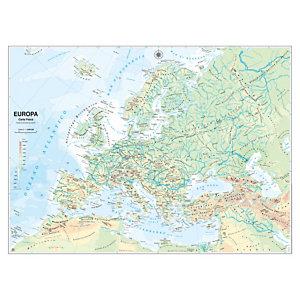 BELLETTI Carta geografica Europa - scolastica - murale - Belletti