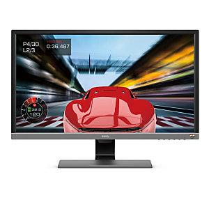 """Benq EL2870U, 70,9 cm (27.9""""), 3840 x 2160 Pixeles, 4K Ultra HD, LED, 1 ms, Negro, Gris 9H.LGTLB.QSE"""