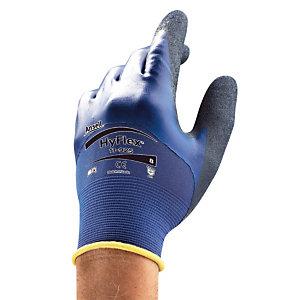 Beschermende handschoen met olieafstotende eigenschappen voor lichte toepassingen Hyflex 11-925, maat 10