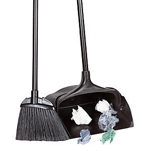 Bezem voor vuilnisblik Rubbermaid