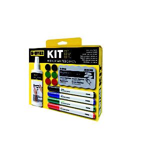 Bi-Office Kit básico para pizarras magnéticas