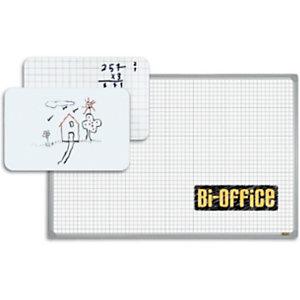 Bi-Office Lavagna senza cornice - F.to A4 - Dimensioni esterne cm 21 x 30