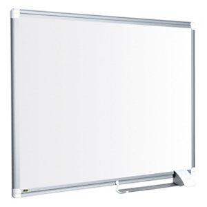 Bi-Office Maya New Generation, Pizarra blanca, esmaltada, marco de aluminio, 1800 x 1200 mm