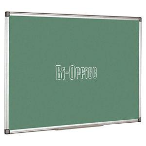 Bi-Office Pizarra verde para tiza 120 x 100 cm