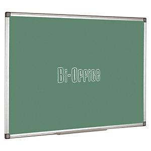 Bi-Office Pizarra verde para tiza 120 x 80 cm
