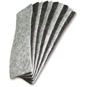 Bi-Office Recambios de borrador para pizarras magnéticas