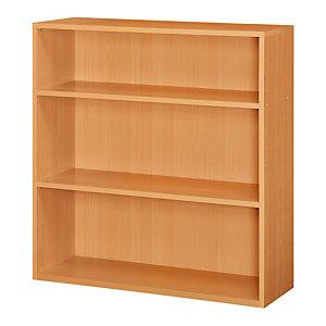 Bibliothèque Libri 2 - Hêtre - H.100 x L. 94 cm