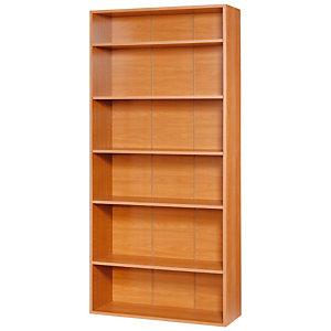 Bibliothèque Libri 2 - Merisier - H.200 x L. 94 cm