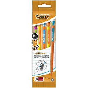 BIC® Matic Strong Portaminas con mina de 0,9 mm de ancho
