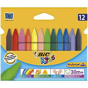 BIC® Plastidecor Peques Ceras de colores