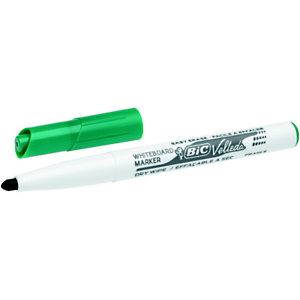 BIC® Velleda 1741 Marqueur effaçable corps plastique pointe ogive 1,4 mm vert