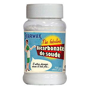Bicarbonate de soude STARWAX 500 g