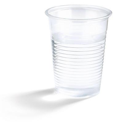 Bicchieri in plastica per bevande fredde