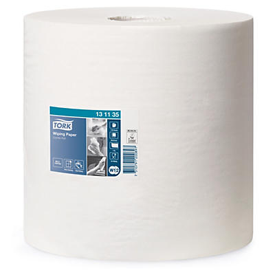 Biele papierové utierky TORK®