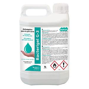 BILPER Gel Hidroalcohólico 5L. Producto Registrado en AEMPS