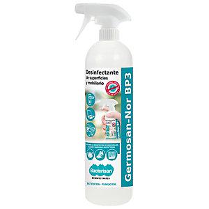 BILPER Limpiador Desinfectante 750 ml. Producto Registrado en AEMPS