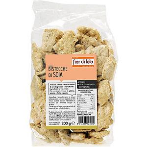 Bistecche di soia, 200 g
