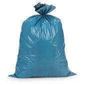 Blå søppelsekker - premium