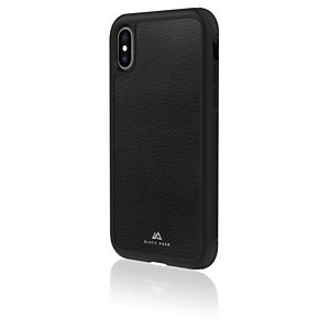 Black Rock, Cover, Robust case real leather ip xs/x, 1060RRL02