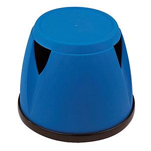 Blauwe opstapkruk Taboo