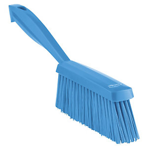 Blauwe soepele stoffer Vikan