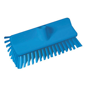 Blauwe vloerschrobber Vikan 24,5 cm