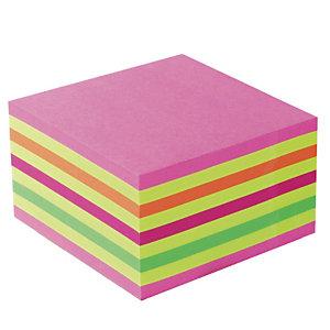 Bloc Post-it® 3 M format 76 x 76  coloris Lollipop rose