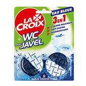 Bloc WC eau bleue LACROIX