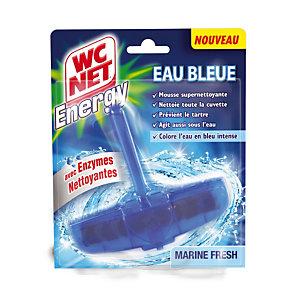 Bloc WC Net Energy eau bleue Marine Fresh