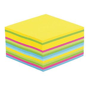 Blok Post-it® 3 M formaat 76 x 76 kleur ultra veelkleurig