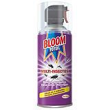 Bloom Total Multi-insectos Spray Insecticida contra Insectos Voladores y Rastreros, 400 ml
