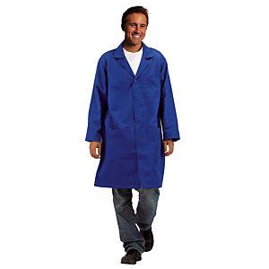 Blouse homme manches longues 100% coton bleu Bugatti, taille 36 / 38