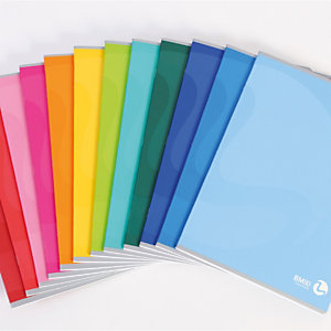 BM Maxiquaderno Color 80 - A4 - quadretto 4mm - 80 fogli - 80gr - copertina 250gr - BM