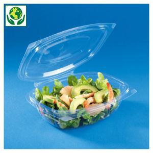 Boîte alimentaire en amidon de maïs Bioware®