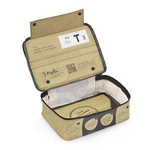 Boîte opaque d'expédition réutilisable HIPLI