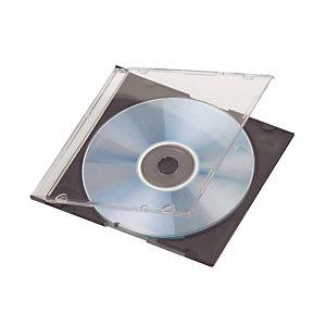 Boîtier pour CD et DVD