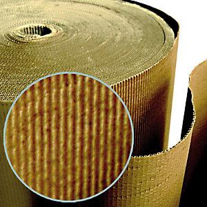 Bobina de cartón ondulado 90 cm. x 45 m.