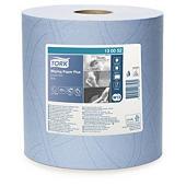 Bobina per asciugatura TORK Plus blu
