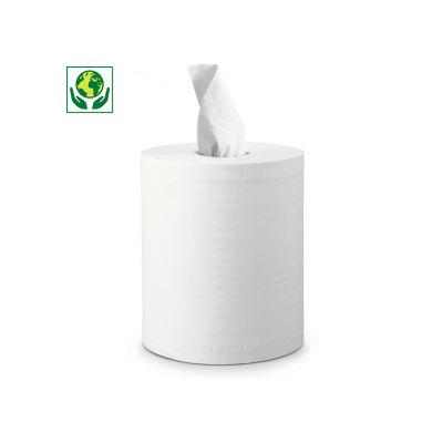 Bobine d'essuyage Reflex Tork##Rol Reflex schoonmaakpapier Tork