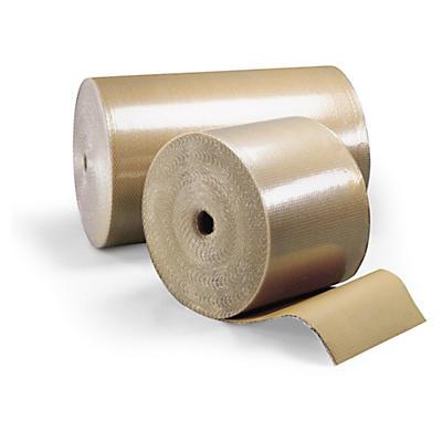 Boblefolie med kraftpapir