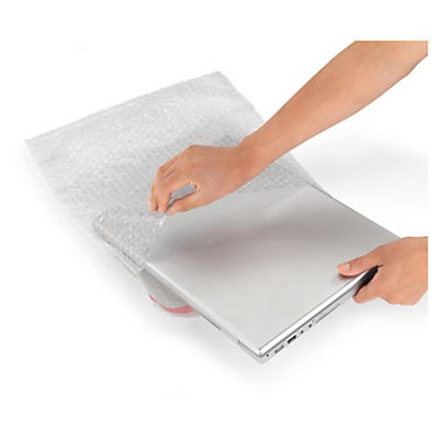 Bobleposer med selvklæbende lukning