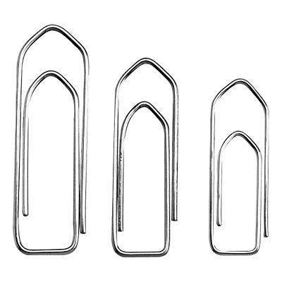 Boîte de 1000 trombones galvanisées