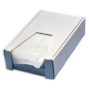 AUTRE Boîte de 250 Pochettes document ci-inclus neutre - Format C5 : 225 x 165 mm transparent