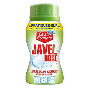 Boîte de 40 pastilles javel Eau et Carlate