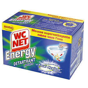 Boîte 6 sachets détartrants WC Net energy