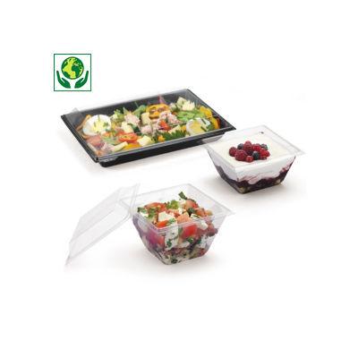 Boîte alimentaire plastique Takipack®