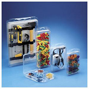 Boîte blister plastique transparent BLIBOX
